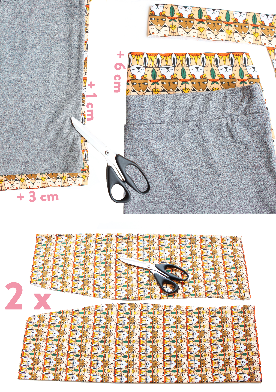 Contemporary Stricknblockmuster Sketch - Decke Stricken Muster ...
