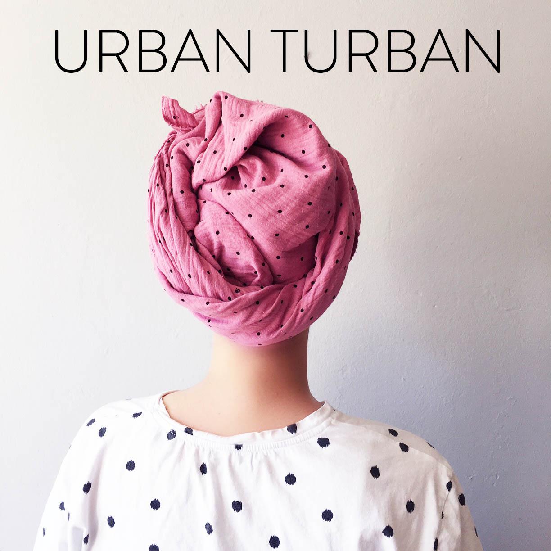HOW TO: Urban Turban - KOKO & DOLORES