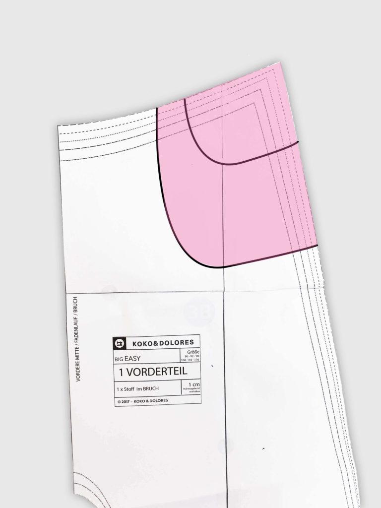 Taschenbeutel Kopieren